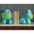 skip-hop-zooend dog bookend